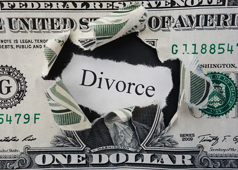 Most Couples Say Money Was a Factor in Their Divorce