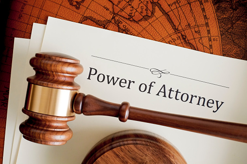 Does a Divorce Automatically Invalidate a Power of Attorney Document?