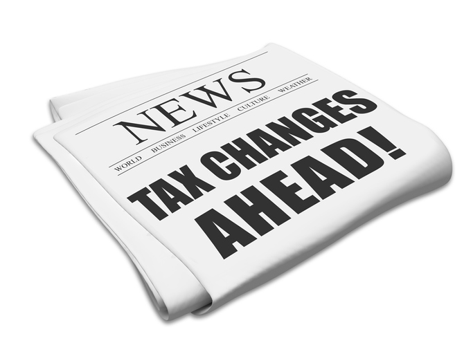 A Reminder of Upcoming Tax Changes That Will Affect Divorces