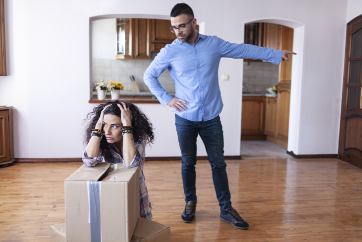 Can I Remove My Spouse from the Home?