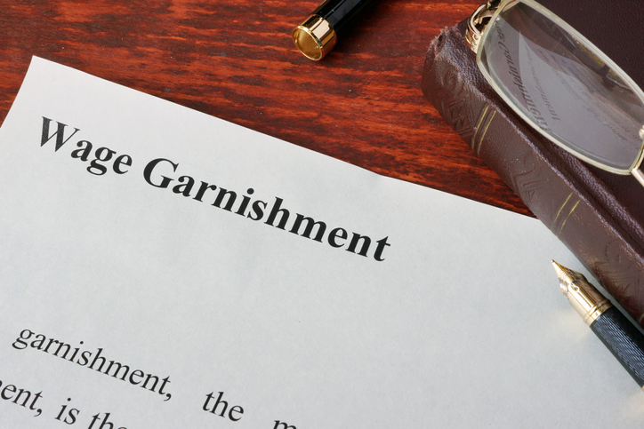 How Does Wage Garnishment Work for Child Support?